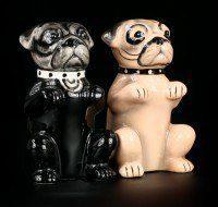 Pugs - Dog Salt and Pepper Shaker