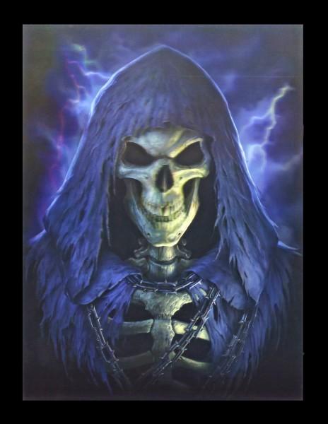 3D Bild mit dem Tod - The Reaper