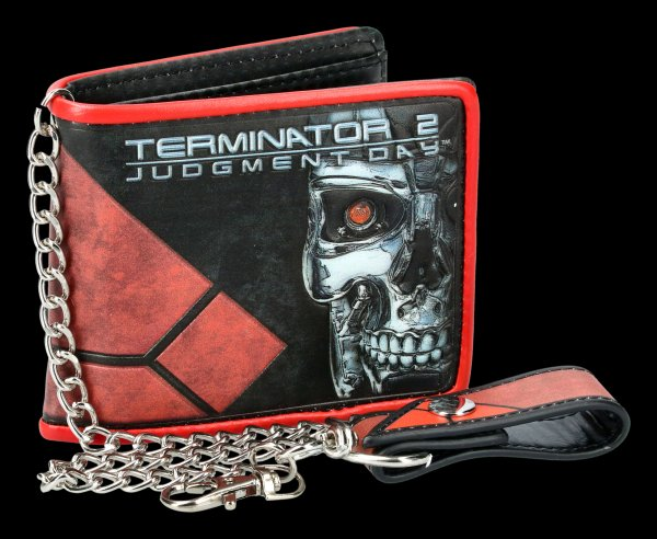 Terminator 2 Wallet - Judgement Day