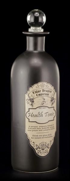 Deko Flasche Mittel - Gesundheit