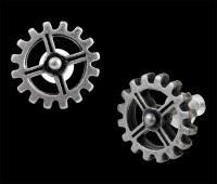 Industrilobe - Alchemy Gothic Earrings