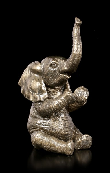 Preview: Elephant Figurine - Applauding