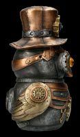 Steampunk Figurine - Owl Hootle