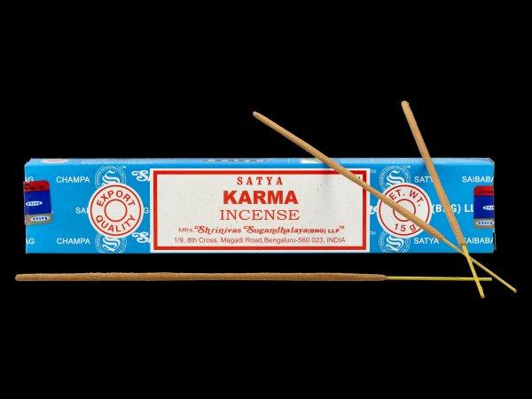 Incense Sticks - Karma by Satya