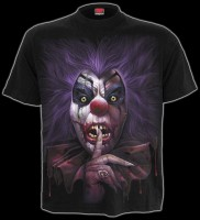 T-Shirt Horror Clown - Madcap