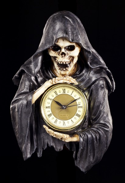 Reaper Wall Clock - The Darkest Hour