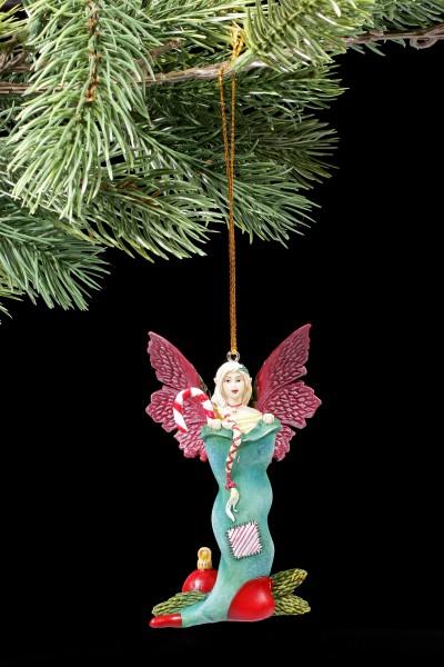 Christmas Tree Decorations - Stocking Stuffer Fairy