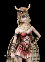 Fairy Figurine - Guardian of Owls