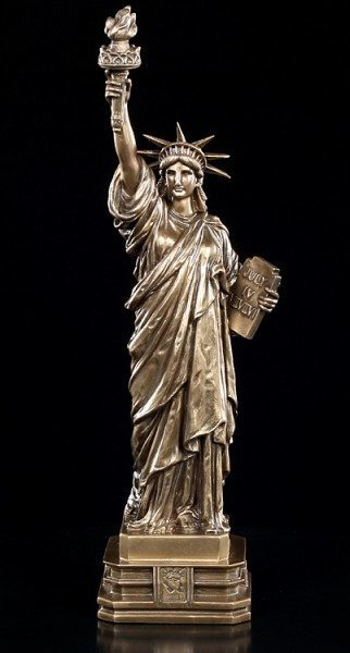 Freiheitsstatue Figur - Statue of Liberty