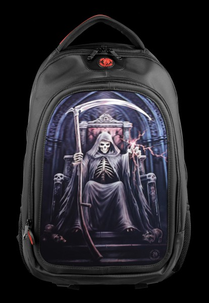 3D Rucksack mit Reaper - Time Waits For No Man