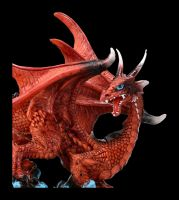 Dragon Figurine - Red Protector