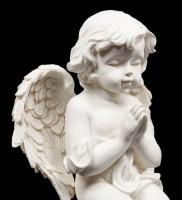 Engel Figur - Betend auf den Knien