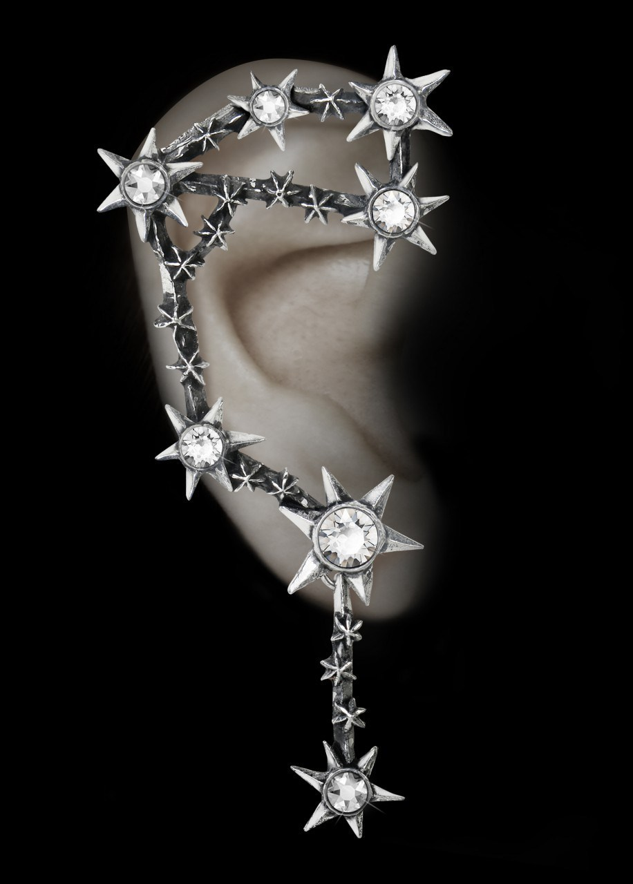 Alchemy Gothic Ear-Wrap - Daughters Of Darkness