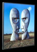Pink Floyd Hochglanz Bild - The Division Bell