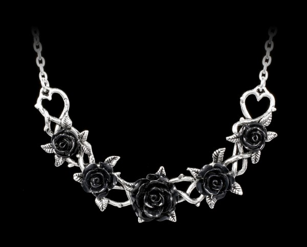Alchemy Necklace - Rose Briar Choker