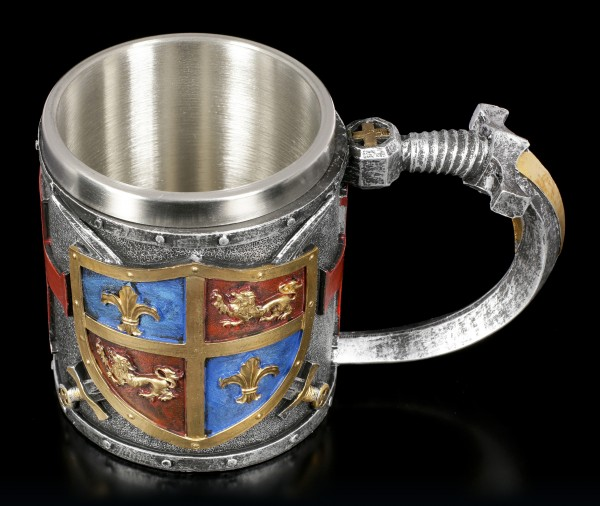 Medieval Tankard - Crest