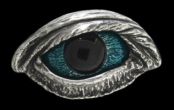 Alchemy Metal Wear - Gürtelschnalle - The Vulture's Eye