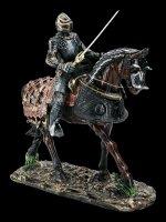Knight Figurine - Cavalier on Horse