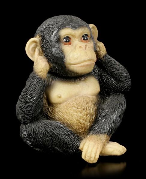 Monkey Figurines Set of 3 - No Evil