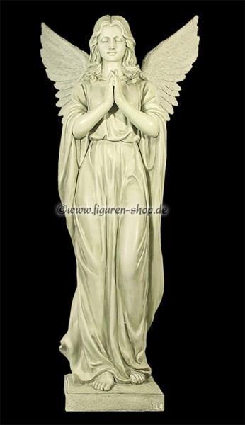 Angel Outdoor Statue - Praying