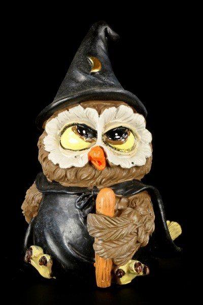 Magician Owl - Funny Figurine