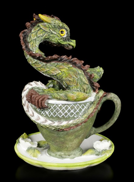 Drachen Figur - Tea Dragon