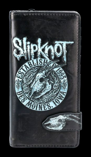 Slipknot Geldbörse - Flaming Goat