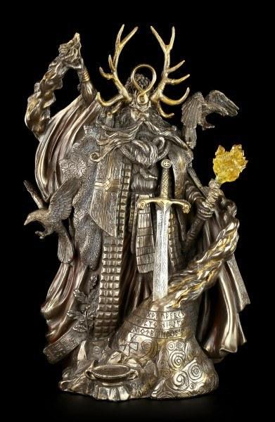 Merlin Figur - Der Zauberer