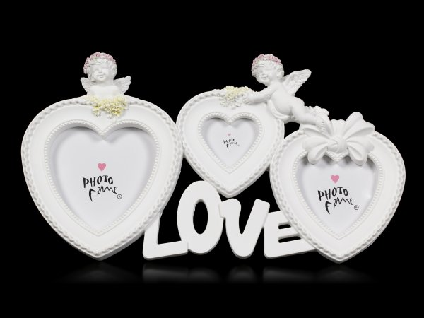 Engel Bilderrahmen - Putten Love