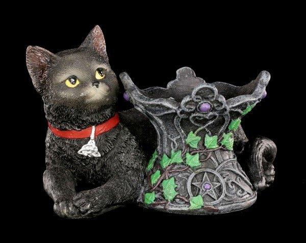 Hexen Katzen Wahrsagerkugel Halter - Cosmo