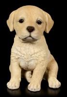 Dog Puppy Figurine - Labrador