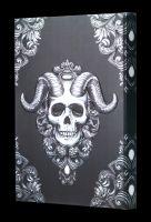 Journal - Demon Skull