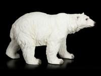 Polar Bear Figurine - Walking