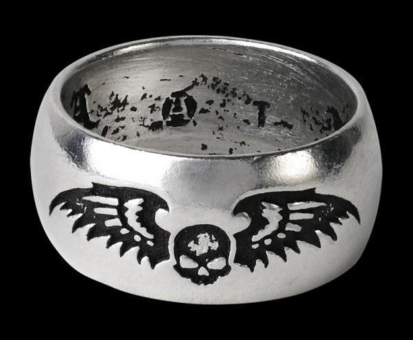 Desolation - Alchemy Skull Ring