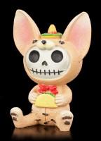 Furry Bones Figurine - Chihuahua