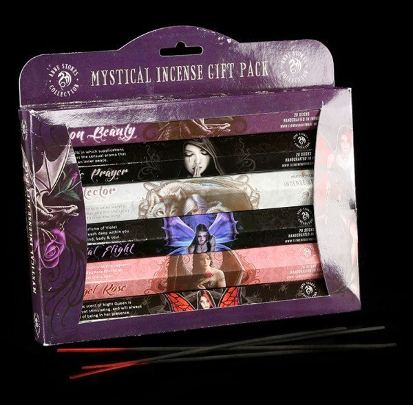 Incense Sticks - Mystical Pack - Anne Stokes