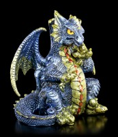 Dragon Figurines Set of 3 - Fierce Friends