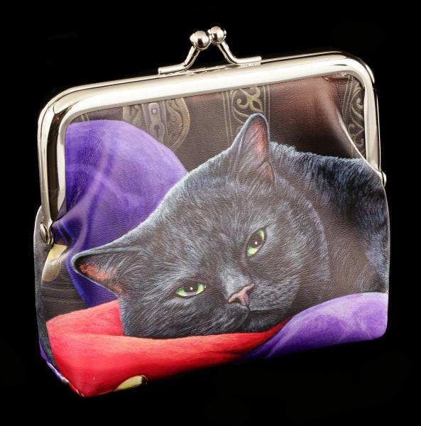 Geldbeutel mit Katze - Jester