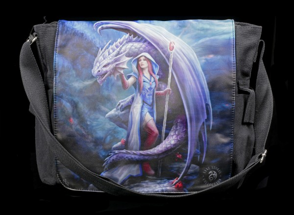 Messenger Bag - Dragon Mage