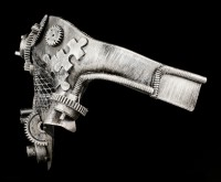 Steampunk Mask - Mechanical Phantom