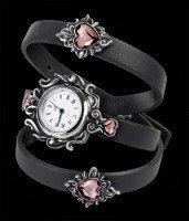 Alchemy Gothic Armbanduhr - Heartfelt