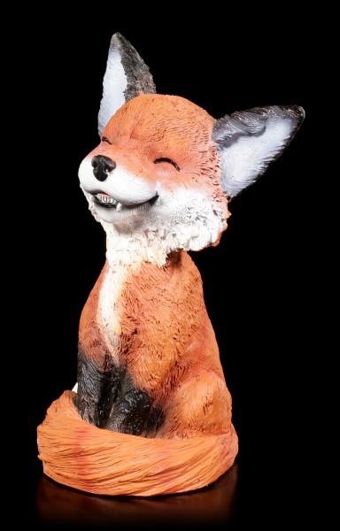 Fox Figurine - Count Foxy