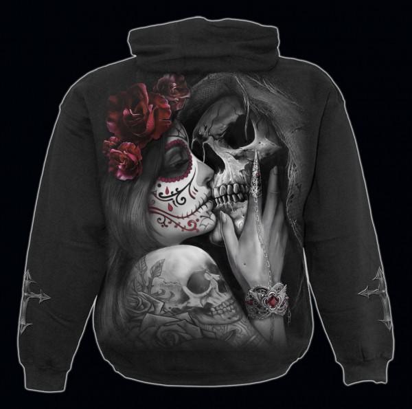 Spiral Reaper Kapuzenpullover - Dead Kiss