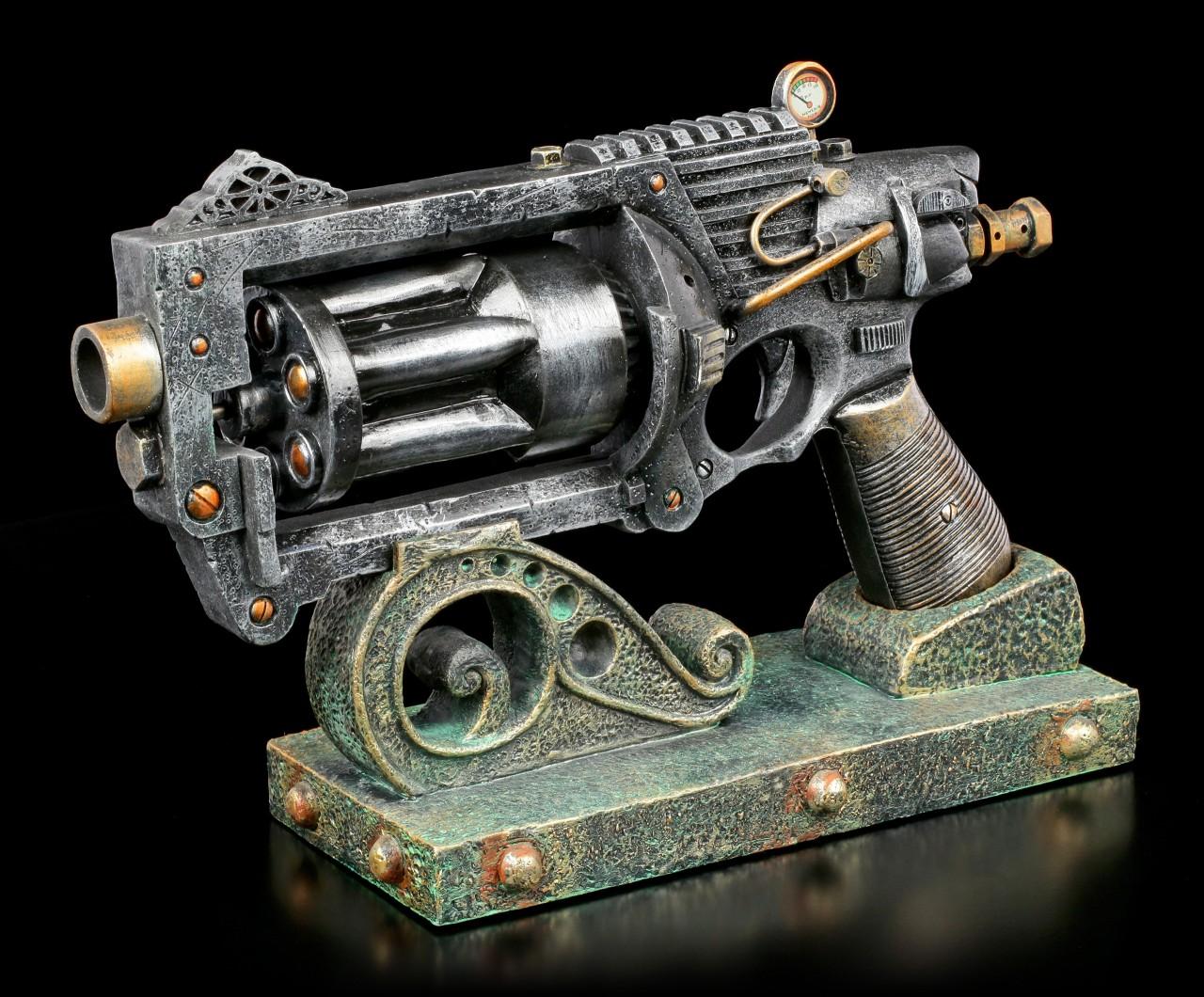 Steampunk Decoration Gun - The Big Daddy