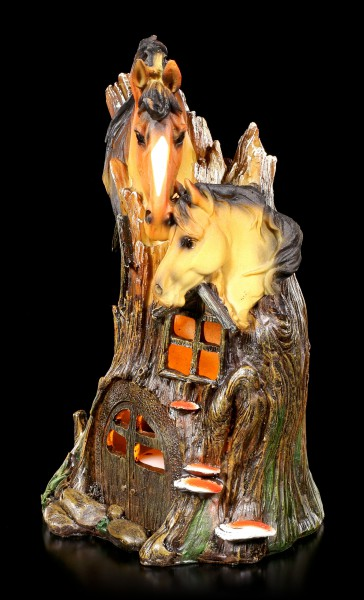 Horses Treehouse with LED