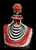 Skelett Figur - Rote Senorita DOD