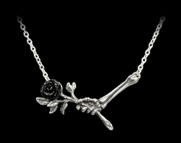 Preview: Alchemy Gothic Necklace - Love Never Dies