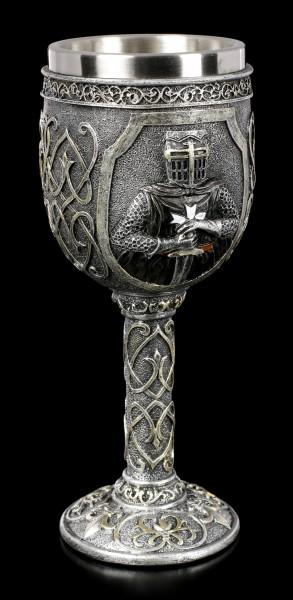 Mittelalter Kelch - Black Knight