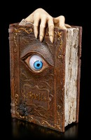 Money Bank - Spells Book with Rolling Eye Ball