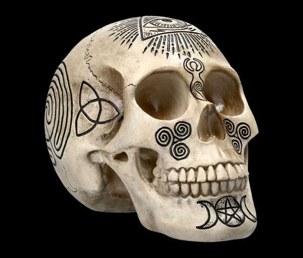 Totenschädel - Witchcraft